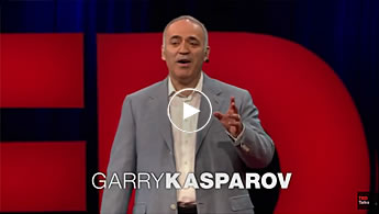 Garry Kasparov TED talk
