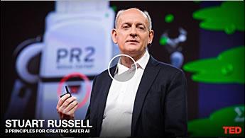 Stuart Russell TED talk