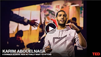 Karim Abouelnaga TED talk