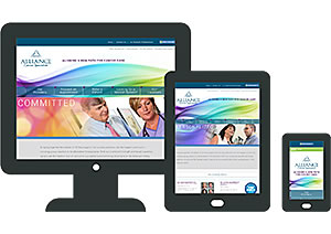 be responsive for mobile, tablet, and desktop devices